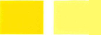 Pigment-gul-185-farve